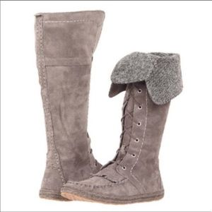 Ugg Somaya Moccasin Tall Boots